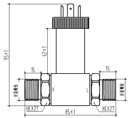 pcm610外形尺寸