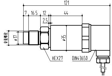 pcm340外形图