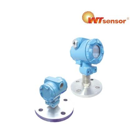 法兰平膜压力变送器 PCM400F