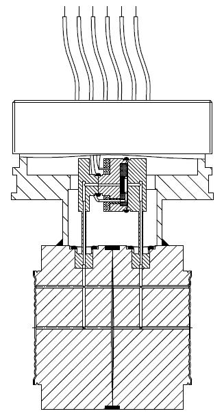 PC90D单晶硅差压传感器基芯部件2