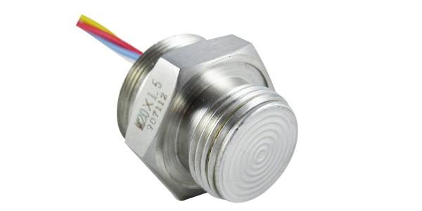 南京沃天PC12螺纹平膜压力传感器的工作原理
