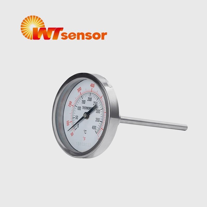轴向双金属温度计PCT007