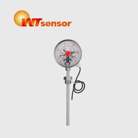 电接点双金属温度计PCT005