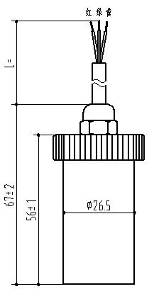 PCM300T高温型压力变送器赫斯曼直接引线