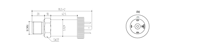 PCM303 产品外形图