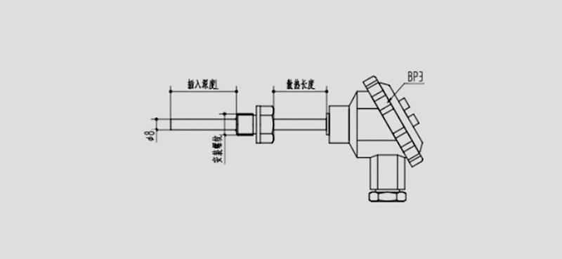 3、PCT120温度传感器
