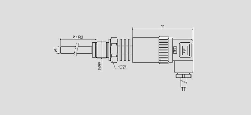 PCT200B(普通)温度变送器