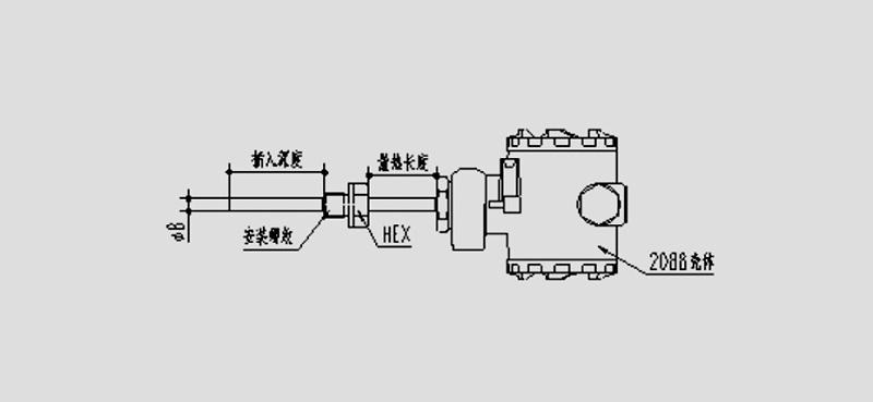 PCT400温度变送器