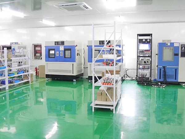 南京沃天工厂展示2