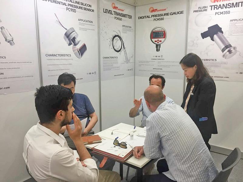 南京沃天科技赴德国展会