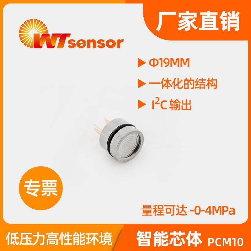 PCM10 (Φ19×14mm)数字型压力芯体