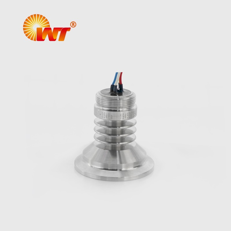 PC112K卡箍平膜压力传感器