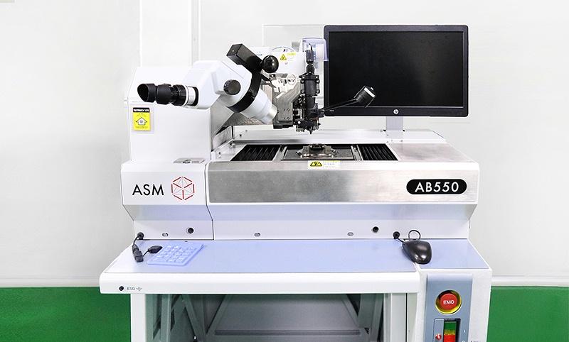 沃天自动化生产-自动铝丝焊接机