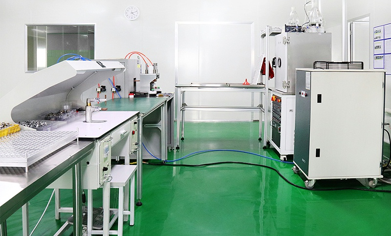 沃天自动化生产-自动激光焊接机