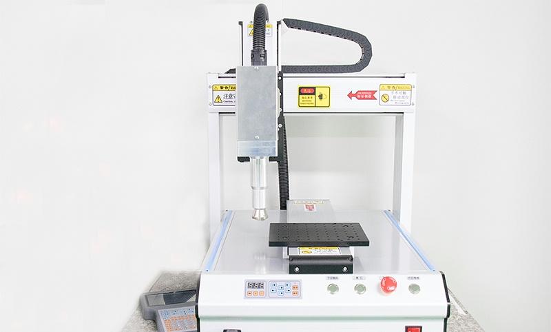 沃天自动化生产-金丝焊接机